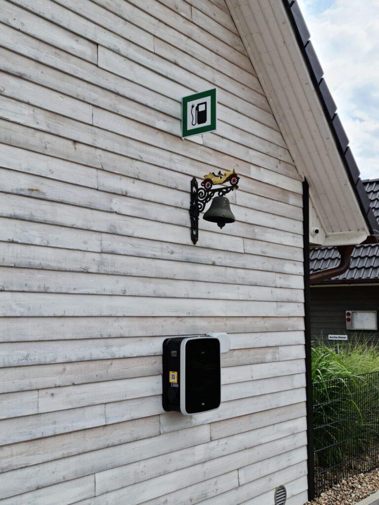 E-Ladestation Tinyhausdorf Wendland